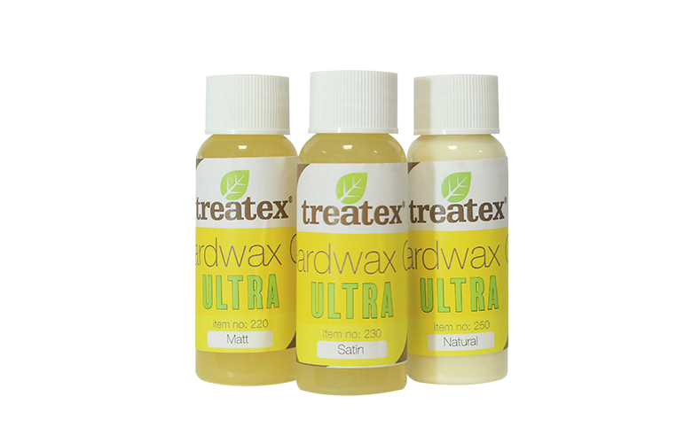 Treatex Hardwax Oil ULTRA 30ml Sample Pots 1